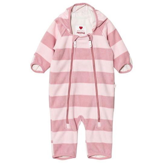 Reima Tilhi Mid-Season Windfleece Coverall Pale Rose Pale Rose