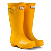 Hunter Hunter Original Kids Wellington Boots Yellow Yellow