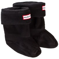 Hunter Hunter Kids Boot Sock Black Black