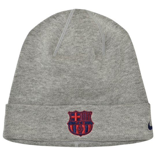 Barcelona FC Barcelona FC Training Beanie DK GREY HEATHER/LOYAL BLUE