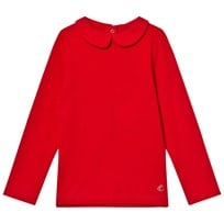 Petit Bateau T-shirt Claud Red Red