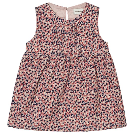 Mini A Ture Victorina Dress Withered Rose Withered Rose