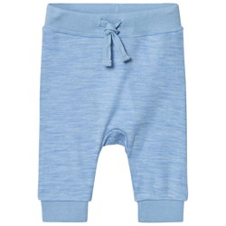 Hust&Claire Bamboo Sweatpants Blue Dawn