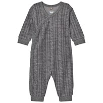 Hust&Claire Jumpsuit Wool Grey WOOL GREY