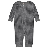 Hust&Claire Coveralls Wool Grey WOOL GREY