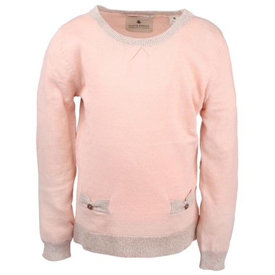 Scotch R'belle Pink Sweater Gold Pink