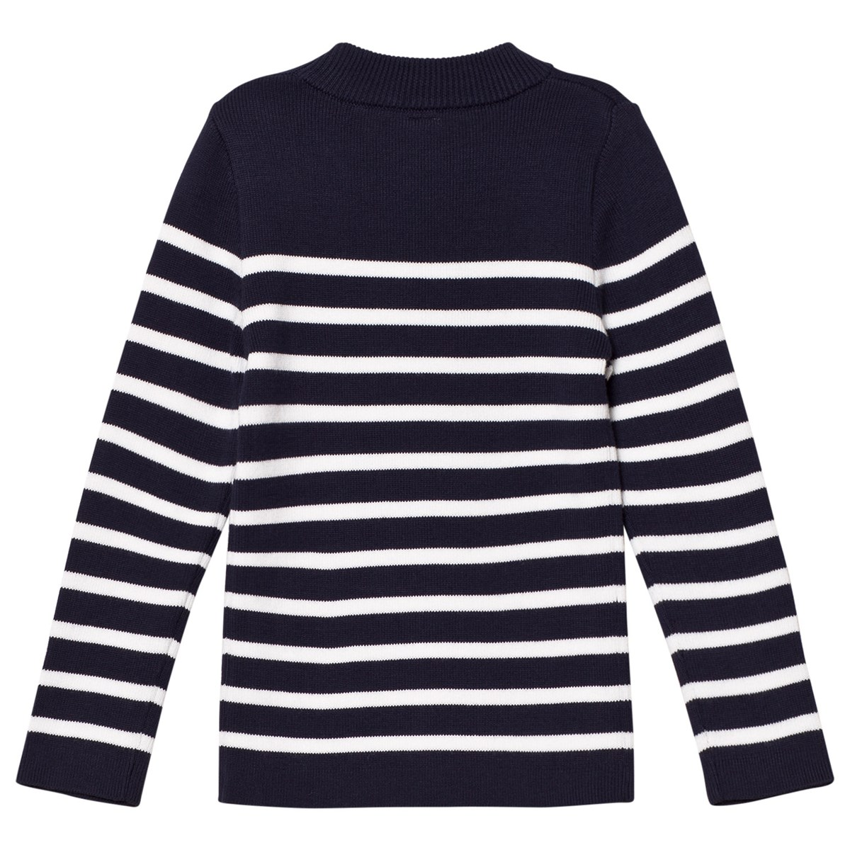 Petit Bateau Marine White Striped Nautical Sweater Babyshopcom Attipas Navy