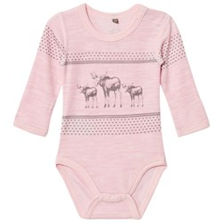 Hust&Claire Baby Body Rose Melange