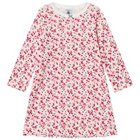 Petit Bateau Cream Printed Nightdress White