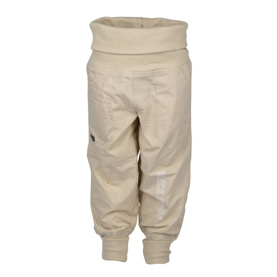 Lundmyr Of Sweden Chinos Khaki Beige