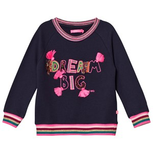 Image of Le Big Dream Big Sweater Navy 86-92 (2 years) (2743713207)