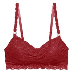 Cosabella Maternity Never Say Never™ Mommie™ Nursing Soft Bra Brick Red