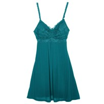 Cosabella Maternity Never Say Never™ Mommie™ Babydoll Jasper Blue