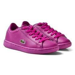 Lacoste Carnaby Evo 317 5 SPC Trainers Pink