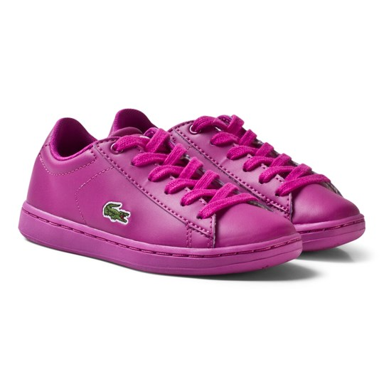 Lacoste Carnaby Evo 317 5 SPC Trainers Pink Pink