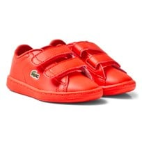 Lacoste Carnaby Evo 317 5 SPI Trainers Orange Orange