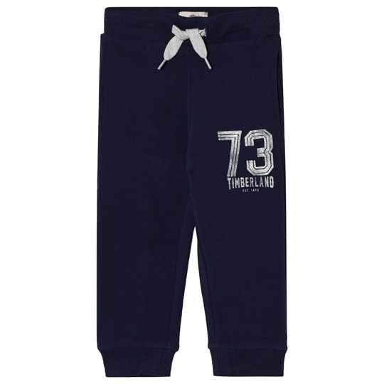 Timberland Navy Branded Sweat Pants 85T