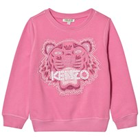 Kenzo Pink Beaded and Embroidered Sweatshirt 302