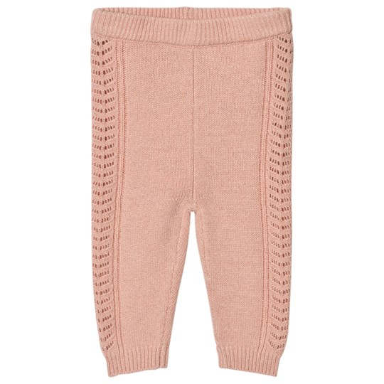Noa Noa Miniature Knit Leggings Evening Sand Evening Sand