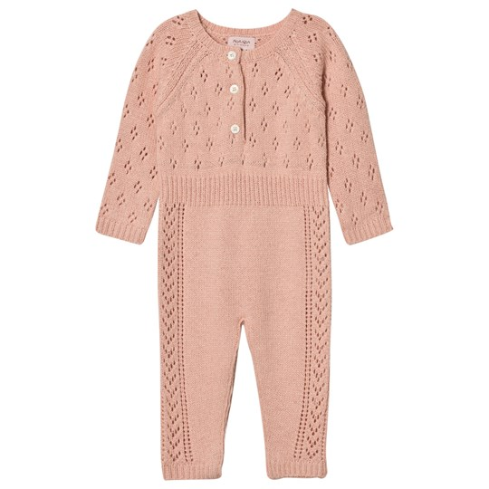 Noa Noa Miniature Jumpsuit,long Sleeve Evening Sand Evening Sand