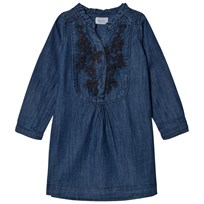Noa Noa Miniature Denim Dress Dark Wash DENIM DARK BLUE