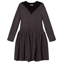 Wolf & Rita Dress Helena in Grey Black
