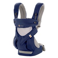 Ergobaby Baby Carriers: Performance 360 - Cool Air French Blue Blue