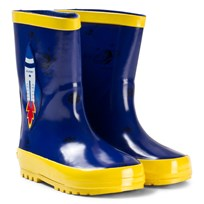 Billybandit Blue Rocket Wellies 829