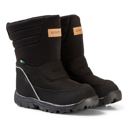 Kavat Voxna WP Winter Boots Black Black
