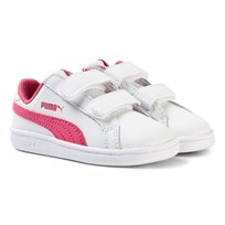 Puma Puma Smash Fun Kids Trainers White White