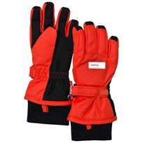 Reima Reimatec® Gloves Tartu Flame Red Flame Red