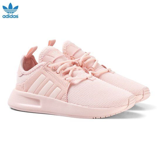 ae3ce39b28b16 adidas Originals Pink X PLR Kids Trainers ICEY PINK F17 ICEY PINK F17 ICEY