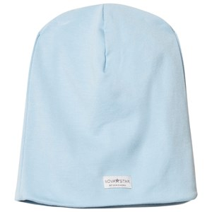 Image of Nova Star Blue Baby Beanie NB (0-3m) (2743699027)