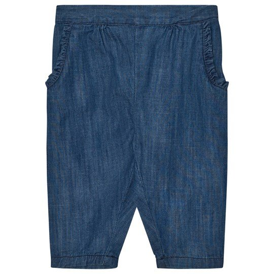 Noa Noa Miniature Trousers,long Denim Dark Blue DENIM DARK BLUE