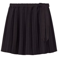 Les Coyotes De Paris Sofia Pleated Skirt Black Black