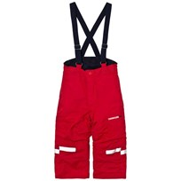 Didriksons Idre Kids Pants Red Red
