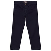 Emile et Ida Trousers with Cat Pockets Marine Marine