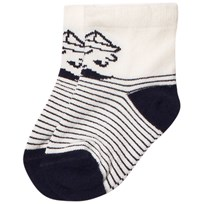 Emile et Ida Sailor Stripe Socks Raye