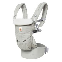 Ergobaby Omni 360 Baby Carrier All-In-One Grey Sort