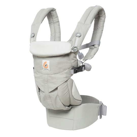 Ergobaby Omni 360 Baby Carrier All-In-One Grey Musta