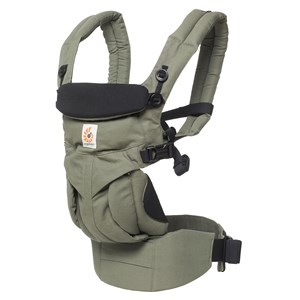 Image of Ergobaby Omni 360 All-In-One Baby Carrier Khaki Green (3038343595)