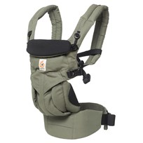 Ergobaby Omni 360 Baby Carrier All-In-One Khaki Green Green
