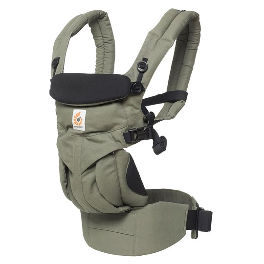 Ergobaby Omni 360 All-In-One Baby Carrier Khaki Green Green