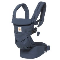 Ergobaby Omni 360 Baby Carrier All-In-One Midnight Blue Blue