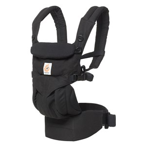 Image of Ergobaby Omni 360 All-In-One Baby Carrier Black (3056053005)