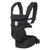 Ergobaby Omni 360 Baby Carrier All-In-One Pure Black Black
