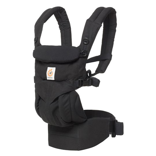 Ergobaby Omni 360 All-In-One Baby Carrier Black Black