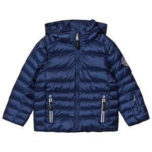 Image of Bogner Navy Jano Down Jacket L (10-11 years) (2743770655)