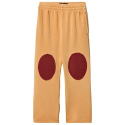 The Animals Observatory Horse Pants Yellow Plain