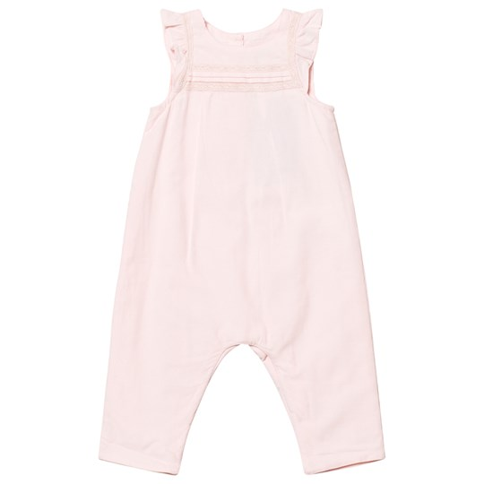 Cyrillus Pale Pink Corduroy Overalls 6629
